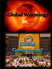 Global Warming? or Global Governance?