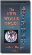 The New World Order and The Environment